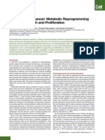 The Biology of Cancer Metabolic Reprogramming