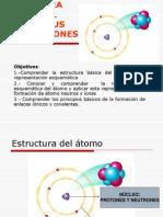 Estructura Basica Del Atomo