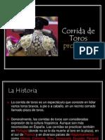 CORRIDA DE TOROS PARA VESTIBULAR.ppt