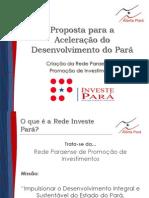 Proposta INVESTE PARÁ--_Maio_2013
