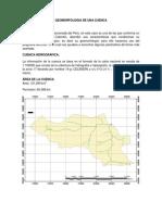 Geomorfologia de Una Cuenca Laynn