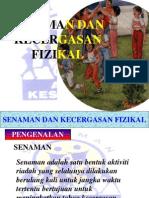 SENAMAN & KECERGASAN FIZIKAL