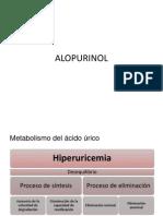 Alopurinol e Hipouricemiantes