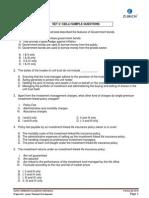 CEILLI Sample Questions - Set 3 (ENG)
