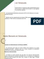 Sector Bancario en Venezuela