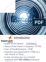 Detailed study of Fast Track PLC