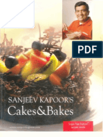 Sanjeev Kapoor's Cakes & Bakes (Gnv64)