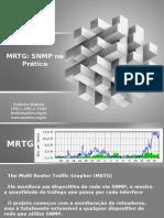 MRTG - SNMP Na Pratica