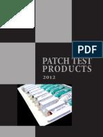 Chemo Catalogue 2012