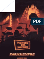 HDS - Parasiempre - SongBook