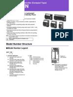 OMRON - Floatless Level Controller