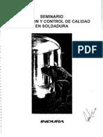 Apunte - Inspeccion y Control de Calidad en Soldadura