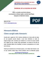 39 23 Himnario Mundial de La Iglesia de Dios Www.gftaognosticaespiritual.org