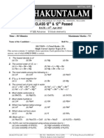 1368363330practice Test Jee Advance