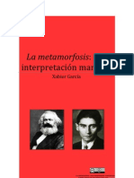 La metamorfosis, una interpretación marxista