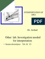 ABGS INTERPERTATION
