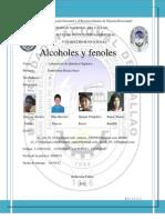Cuarto Informe Alcoholes