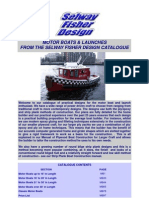 Motor Boats & Launch Catalogue