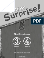 Super Surprise 3 & 4 Planificacions Preliminary Bev 21.12.2010