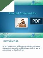 LEY DEL CONSUMIDOR (Disertación 06-06)