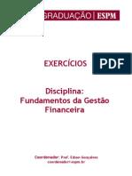 EXERCICIOS FUNDAMENTOS 2013
