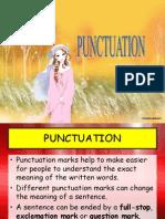 Punctuation PPT