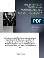 Erotica & Pornography Project
