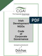 CGAI Governance Code FINAL