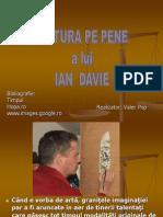 Pictura Pe Pene a Lui Ian Davie