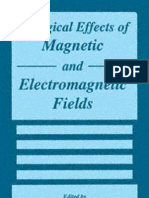 Libro_Biological Effects of Magnetic and Electromagnetic Fields(the Language of Science)