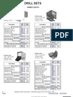 Republic Drill Catalog