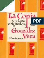 La copia, José Santos González Vera