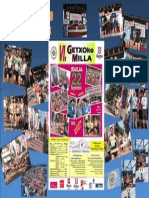 Poster Milla 2012