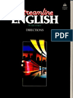 Oxford - Streamline English - 4 - Student's Book - DIRECTIONS
