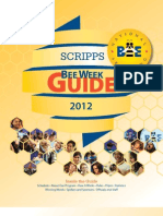 2012 Bee Guide