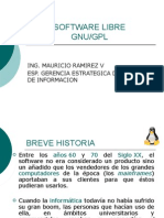 Software Libre Flisol Palmira 2009