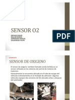 SENSOR O2