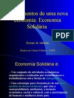 PalestraEconomiaSolidaria