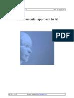 A Fundamental Approach to AI