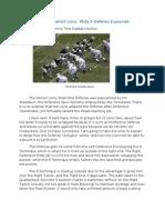 The Detroit Lions Wide 9 Explained