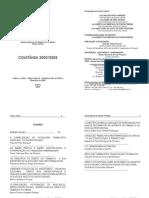 CADERNO JURÍDICO DO TRT 10 - 2002 A 2003