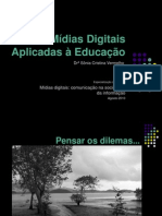 MIDIAS DIGITAIS NA EDUCAÇÃO - CESUMAR