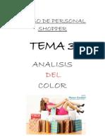 Tema 3 - Analisis Del Color