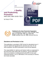 Six Sigma Book