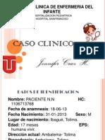 Caso Clinico HSF Pediatria