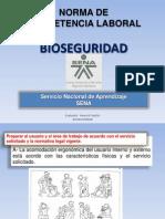 Bioseguridad Howard Ospitia