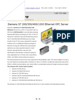 DPC//st B Siemens SIMATIC Profibus dpc31 B 6es7195-0be11-0xa0