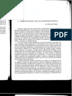 Riker 2001 Teoria de Juegos y Coaliciones Politicas