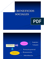 Benefecio Sociales Final