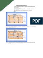Plano Muebles de Cocina Alacena